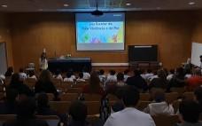Dia Escolar da Não Violência e da Paz celebrado na Escola Básica 2, 3 Dr. Ruy d'Andrade