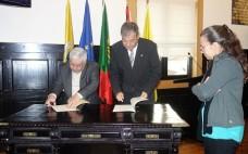 Município e Associação de Voluntariado do Entroncamento assinam Protocolo de Colaboração