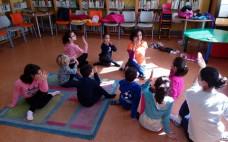 2 fevereiro | Sessão de Yoga para crianças na Biblioteca Municipal