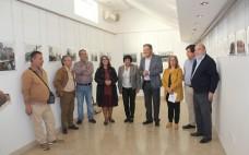 """Inauguração da exposição fotográfica """"A Vida da Locomotiva 135 no Entroncamento"""""""