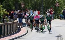 81ª Volta a Portugal em Bicicleta passou no Entroncamento