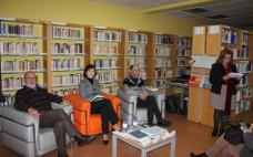 Conversas com Café … e Poesia na Biblioteca Municipal
