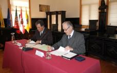 Município do Entroncamento e Liga dos Combatentes assinaram protocolo de cedência de terreno para construção de Equipamento Social