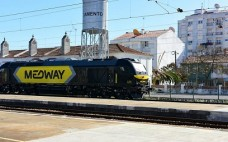 Medway constrói unidade de reparação de comboios