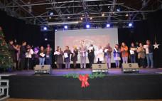 Frutaria Alcobacense,Rosarividro, Colégio dos Navegantes e Centro de Convívio foram os premiados do Concurso Natal na Cidade