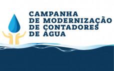 Município está a proceder à modernização dos contadores da água
