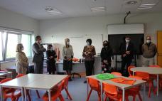 Inaugurada a Biblioteca Escolar da Escola Básica da Zona Verde
