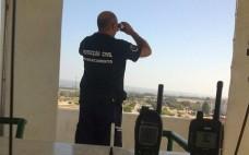 Serviço de Proteção Civil do Entroncamento iniciou ação de Vigilância Florestal