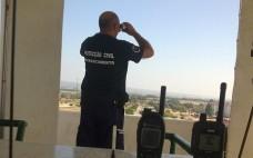 Serviço Municipal de Proteção Civil promove ação de vigilância Florestal