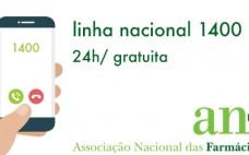 Assistência Farmacêutica às Populações | Linha Nacional 1400