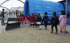 Cerca de 1500 alunos do Pré-escolar ao Secundário e Instituições visitaram o Vaivém Oceanário no Entroncamento