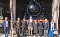 Museu Nacional Ferroviário tem novo presidente