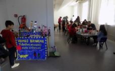Pais e filhos numa viagem ao mundo da fantasia em workshops promovidos pelo Município
